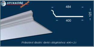 Mennyezeti spot lámpa polisztirol stukkók Abony 400+21