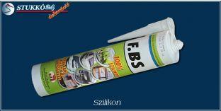 FBS Szilikon Ragasztó csempe, fém, üveg, fafelületre