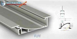 FLAT alumínium profil