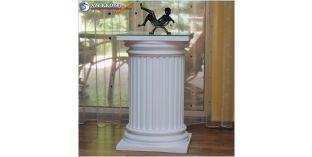 Polisztirol oszlop, oszlop dekoráció, ODK-2-480-768