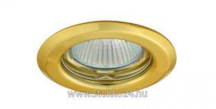 Arany LED spot lámpa keret