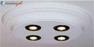 Mennyezeti LED lámpa Dombóvár 14/500x500 ív meleg fehér