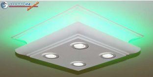 Mennyezeti LED lámpa Debrecen 304/205 RGB LED