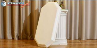 Design lámpa, mennyezeti lámpasziget Érd 10/1000x500-2 világítás nélkül
