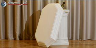 Design lámpa, mennyezeti lámpasziget Abony 21/1000x500-2 világítás nélkül