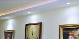 Hideg fehér LED spot ízzó GU10 5W