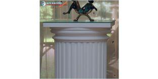 Polisztirol oszlop, oszlop dekoráció, ODK-2-360-768