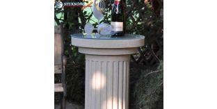 Polisztirol oszlop, oszlop dekoráció, ODMK-435-758