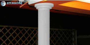 Polisztirol oszlopfő minimalista OFM 170/370