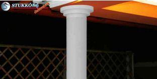 Sima felületű polisztirol oszloptest OS 270/306