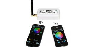 RGB kontroller wifi