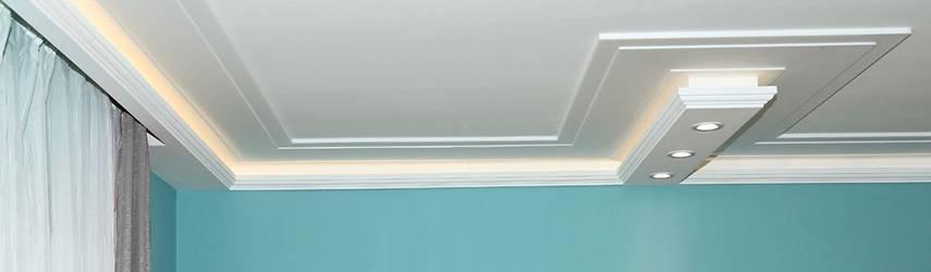 Karnistámasz megoldások rejtett világítás kiépítésére alkalmas LED stukkók esetén 2.