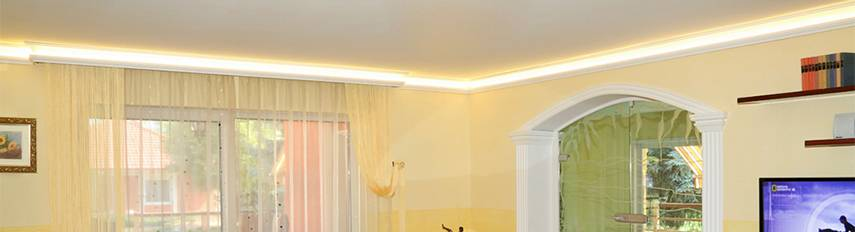 Reflektorléc, a maximális fényélmény biztosítéka